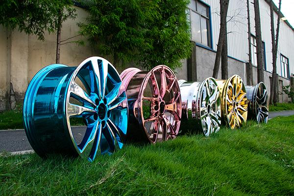汽车配件及轮毂电镀改色小讲堂